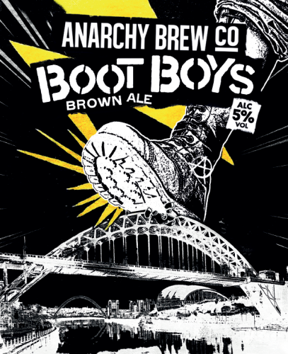Anarchy Boot Boys 5% 9g