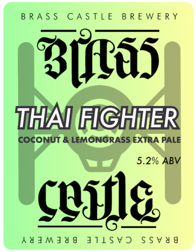 Brass Castle Thai Fighter 5.2% 9g
