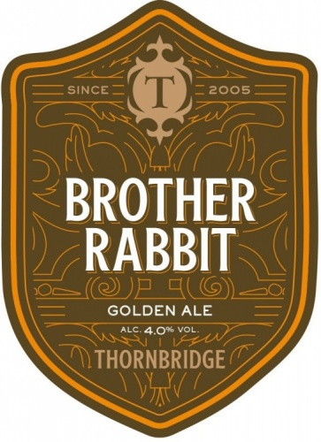Thornbridge Brother Rabbit 4% 9g (E-Cask)