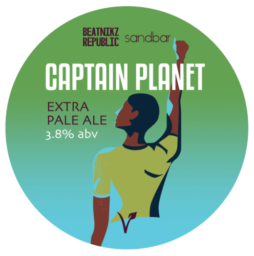 Beatnikz Republic Captain Planet 3.8% 9g (KS-Cask)