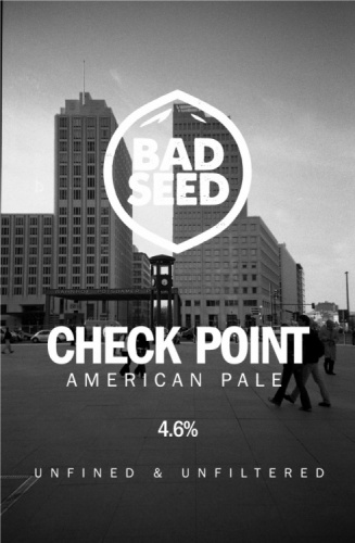 Bad Seed Check Point 4.6% 9g (E-Cask)