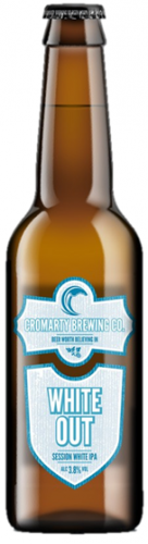 Cromarty White Out 3.8% 24 x 330ml Bottles