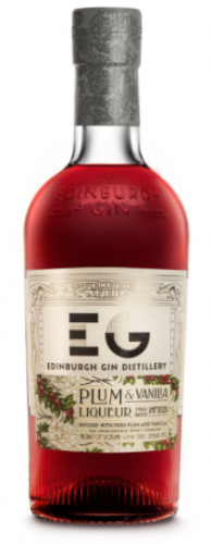 Edinburgh Plum & Vanilla Gin Liqueur 20% 1 x 50cl Bottle