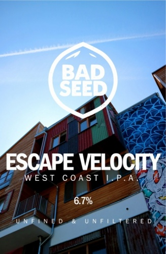 Bad Seed Escape Velocity 6.7% 9g (E-Cask)