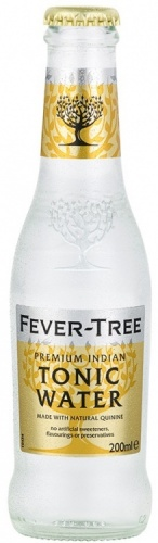 Fever Tree Premium Indian Tonic Water 24 x 200ml Bottles