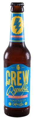 Crew Escalation Double IPA 8.3% 24 x 330ml Bottles