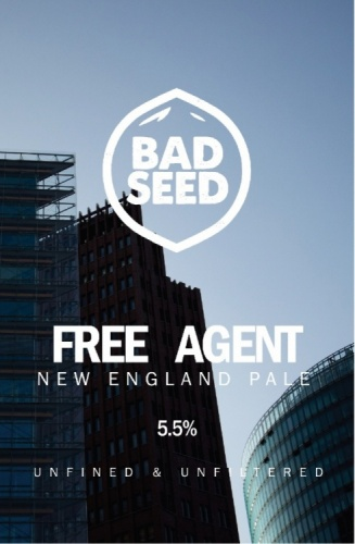 Bad Seed Free Agent 5.5% 9g (E-Cask)