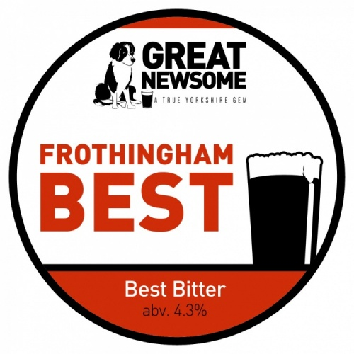 Great Newsome Frothingham Best 4.3% 9g (E-Cask)