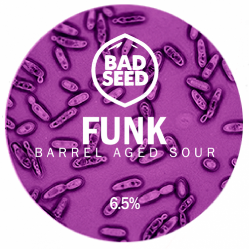 Bad Seed Funk Vol. '3' 6.5% 20L Key Keg