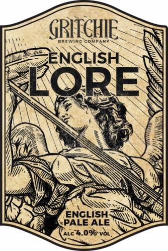 Gritchie English Lore 4% 9g (E-Cask)