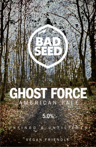 Bad Seed Ghost Force 5% 9g (E-Cask)