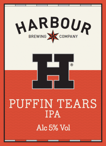 Harbour Puffin Tear's 5% 9g (E-Cask)