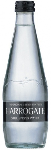 Harrogate Spring Still Water 24 x 330ml Bottles