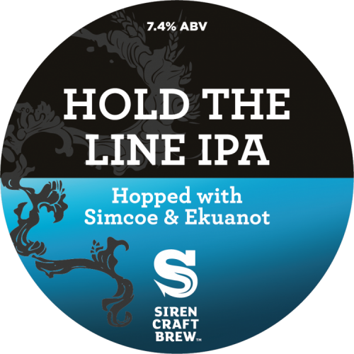 Siren Hold The Line 7.4% 30L Key Keg