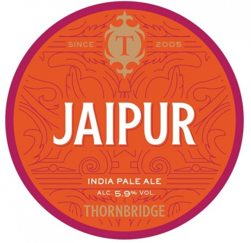 Thornbridge Jaipur 5.9% 50L (E-Keg)