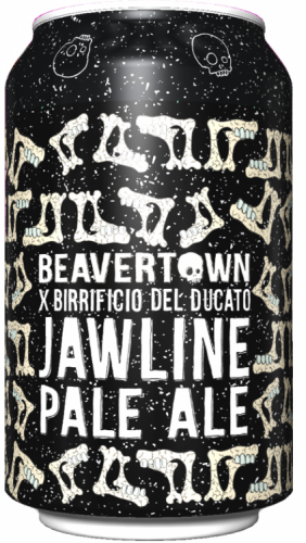 Beavertown Jawline 5.5% 24 x 330ml CANS (BEST BEFORE 05/04/19)