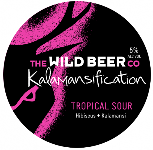 Wild Beer Co Kalamansification 4.9% 30L Key Keg