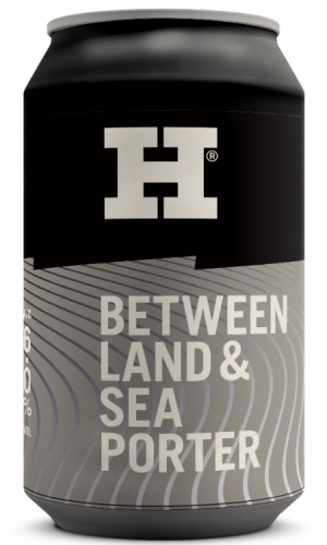 Harbour Between Land & Sea Porter 6% 1 x 330ml Cans