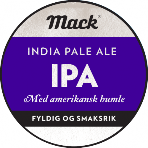 Mack IPA 4.5% 30L Key Keg