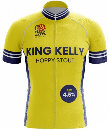 Fixed Wheel King Kelly 4.5% 9g (E-Cask)