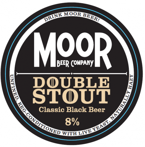 Moor Double Stout 8% 20L Key Keg