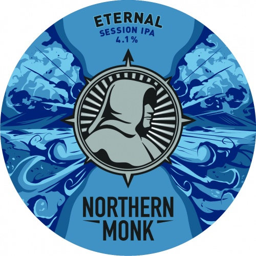 Northern Monk Eternal Session IPA 4.1% 30L (Keg-Star)