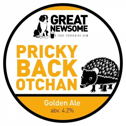 Great Newsome Pricky Back Otchan 4.2% 9g (E-Cask)