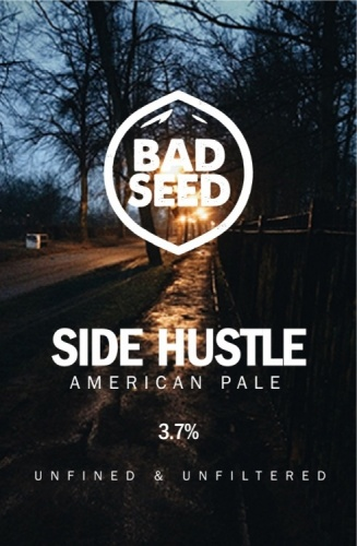 Bad Seed Side Hustle 3.7% 9g (E-Cask)