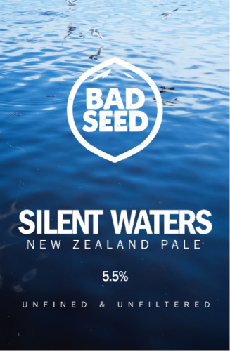 Bad Seed Silent Waters 5.5% 9g (E-Cask)