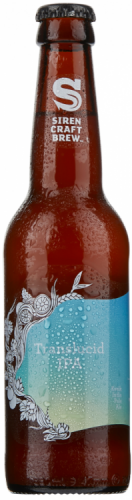 Siren Translucid IPA 8.5% 24 x 330ml Bottles (BEST BEFORE 18/12/19)