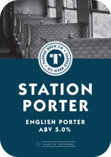 Tapped Brew Co Station Porter 5% 9g