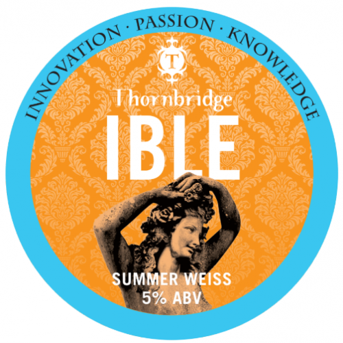 Thornbridge Ible 5% 30L Key Keg