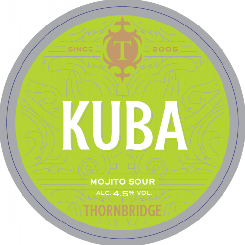 Thornbridge Kuba 4.5% 30L (Keg-Star)