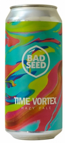 Bad Seed Time Vortex 5.3% 12 x 440ml Cans