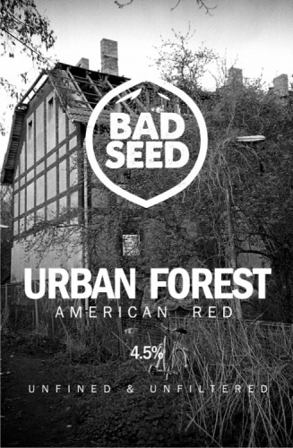 Bad Seed Urban Forest 4.5% 9g (E-Cask)