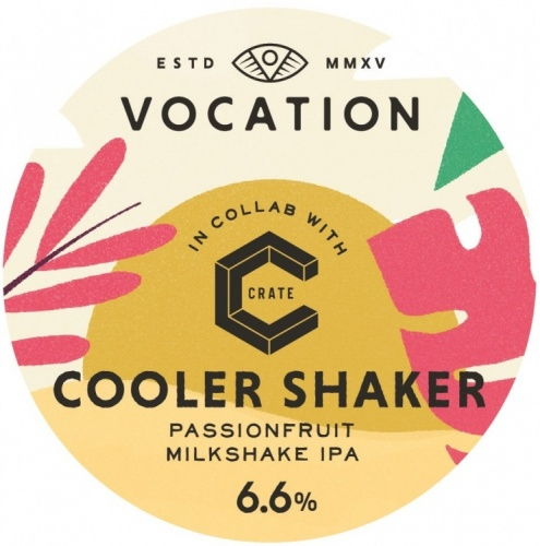 Vocation Cooler Shaker 6.6% 9g