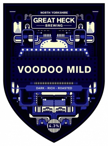 Great Heck Voodoo Mild 4.3% 9g