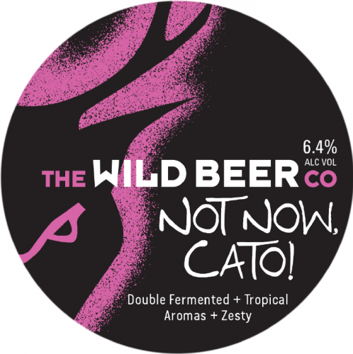 Wild Beer Co Not Now Kato! 6.4% 30L (E-Keg)