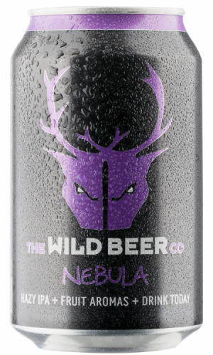 Wild Beer Co Nebula 5% 24 x 330ml Cans