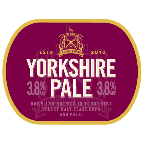 Great Yorkshire Pale 3.8% 9g