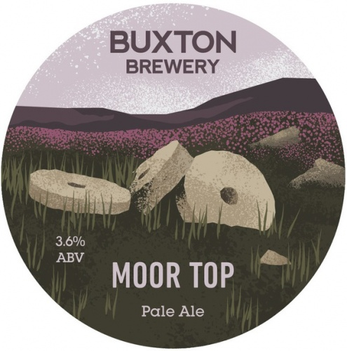 Buxton Moor Top 3.6% 9g (KS-Cask)