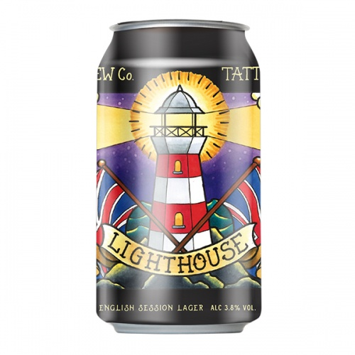 Tattoo Brew Co Lighthouse 3.8% 24 x 330ml Cans