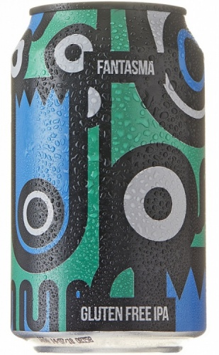 Magic Rock Fantasma IPA 'Gluten Free' 6.5% 24 x 330ml Cans