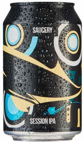 Magic Rock Saucery 3.9% 24 x 330ml Cans