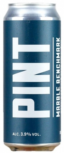 Marble Pint 'Metric' 3.9% 1 x 500ml Cans