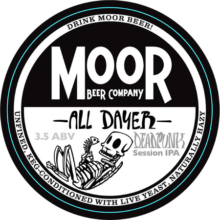 Moor All Dayer 3.5% 30L (E-Keg)