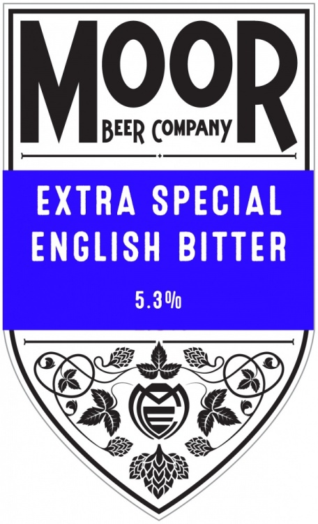 Moor Extra Special English Bitter 5.3% 9g (E-Cask)