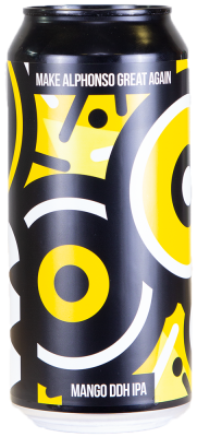 Magic Rock Make Alphonso Great Again 6.7% 1 x 440ml Cans
