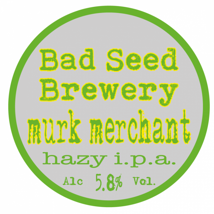 Bad Seed Murk Merchant 5.8% 30L Key Keg