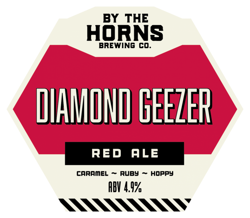 By The Horns Diamond Geezer 4.9% 9g (KS-Cask)